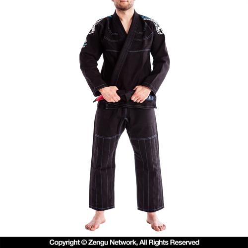 Ground Game Ground Game Inceptor Black Jiu Jitsu Gi